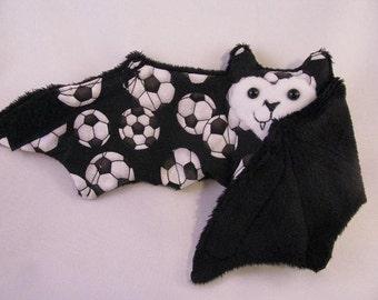 Soccer Sports Bat Cup Sleeve\/Coffee Cozie\/Stuffed Animal