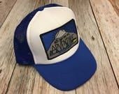 "Youth/Kids Trucker Hat- with ""Let's Go on an A..."