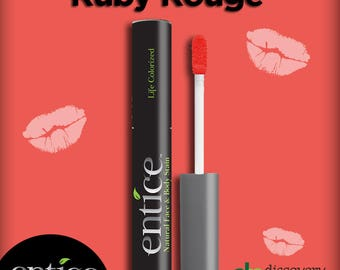 Entice Ruby Rouge Lip Stain