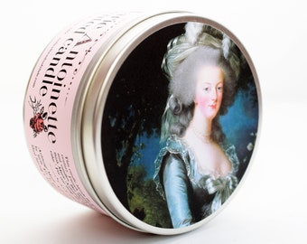 Marie Antoinette Scented Candle | Funny French Revolution Gift (as if there's any other kind of French Revolution gift) |