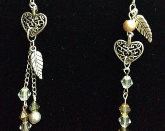 Fall 'n' Hearts Earrings