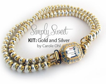 Simply Sweet Kit: Gold/Silver