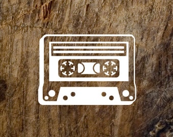 Tape Decal
