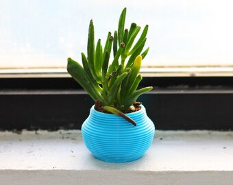 3D Printed Honey Pot Planter / Home Decor / Container/ Best Gift/ Valentine's Day/ Father's Day/ Wedding