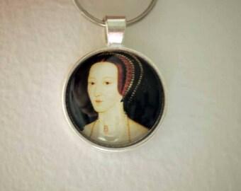 Anne Boleyn Keyring
