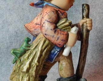 Hummel Figurine, On secret Path, mold 386, TMK 6