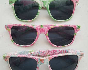 Lilly Inspired Sunglasses