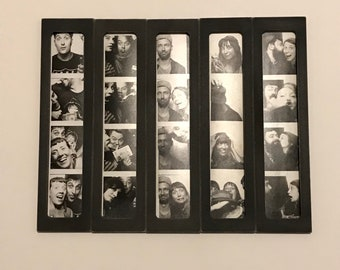 5 pk photobooth picture frames