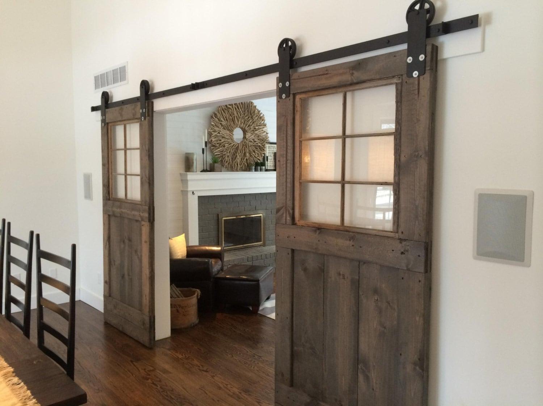 Exceptional Sliding Barn Doors. 🔎zoom Sliding Barn Doors