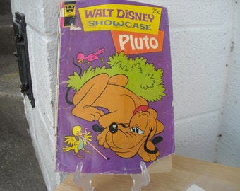 Whitman Comic Book, Walt Disney Pluto #23