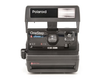 Polaroid OneStep Closeup - Tested and in Working Condition - Polaroid Original 600 Instant Camera