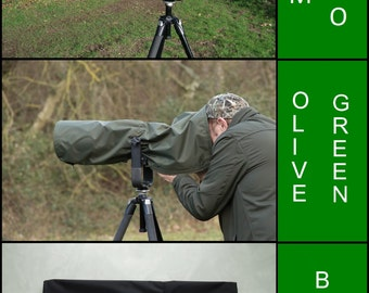 Waterproof Lens and Camera cover for  Sigma 50-500mm f4.5-6.3 DG OS HSM free with pouch. 3 colour choice