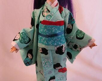 MSD fille Kimono/Yukata