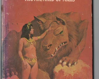 Thuvia Maid of Mars by Edgar Rice Burroughs  ~~ FREE SHIPPING in the USA!!