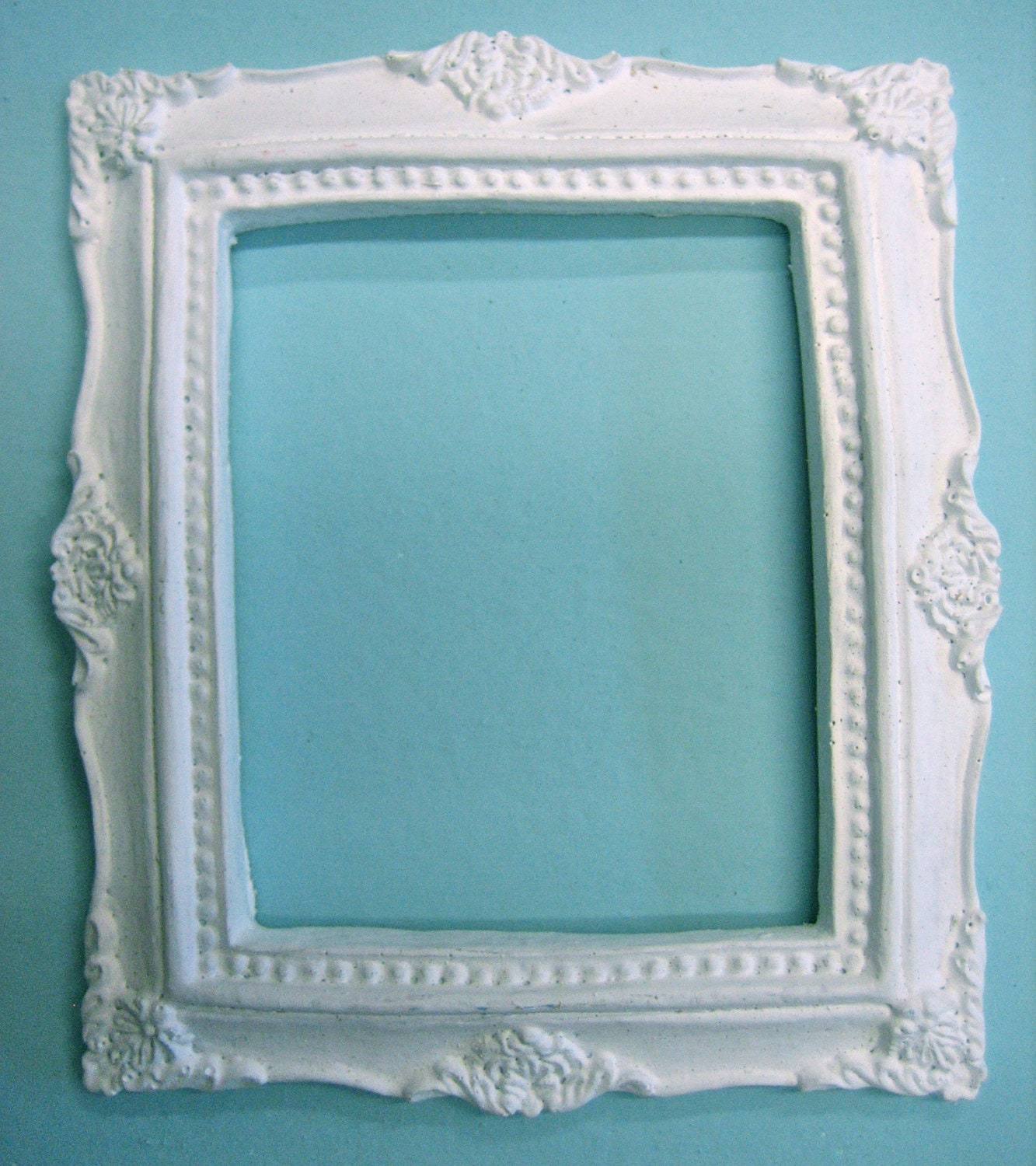 Dollhouse Miniature Large Decorative Frame