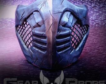 Scorpion Mask (Sub-Zero frost) from Mortal Kombat X