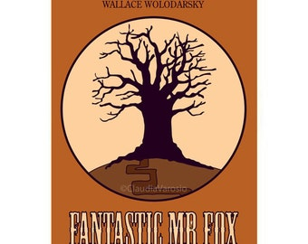 Fantastic Mr Fox movie poster in various sizes