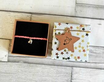 Boîte-cadeau Bracelet breloque