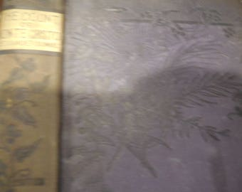 RARE Circa 1890 The Count Of Monte Cristo By Alexandre Dumas Revenge