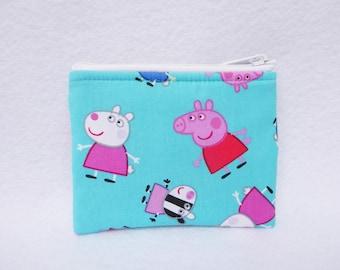 Peppa Pig. Coin Bag