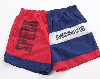 Vintage Speedo Swim Trunks