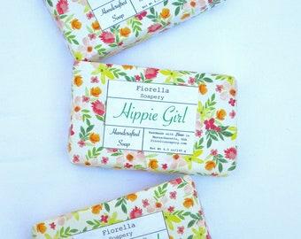 Hippie Girl Natural Soap