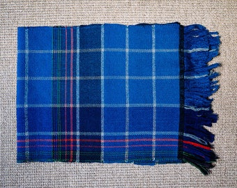 Scarf Blue Waters * cashmere and wool