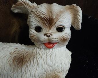 BIG Edward Mobley Puppy Squeak Sleep Eyes