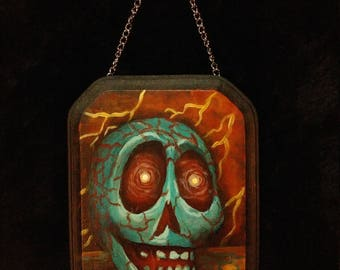 bingo skull