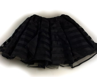 Junior Young Adult/Teen Triple Layer Tutu - More Colors Available - Style 4396