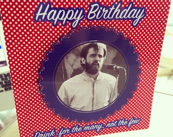 Jeremy Corbyn birthday card