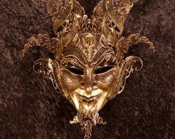 Venetian Mask | Caronte