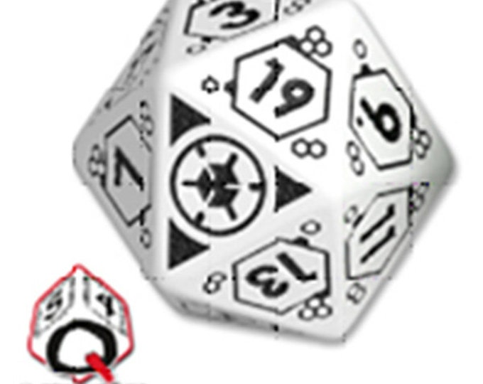 Infinity RPG Dice Set - Aleph BOX (7 Unique Dice) - 050492 - Modiphius Entertainment