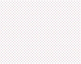 Swiss Dots - C660-LIPSTICK
