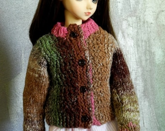 60cm BJD sweater Cherry on Top