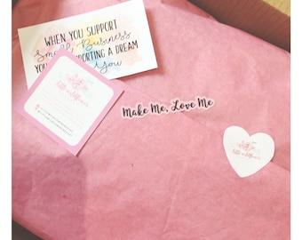 Make Me, Love Me Dulcie Kit