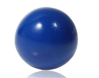 Royal Blue Chime Ball for Mexican Angel Caller