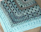 Crochet baby Blanket, cro...