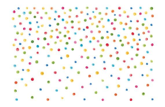 10 watercolor cliparts confetti clipart watercolor confetti rh etsy com clipart confetti free confetti clipart images