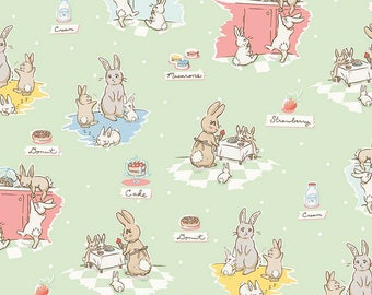Riley Blake's 'Bunnies and Cream' by Penny Rose