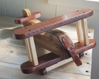Timber Biplanes - Beautifully handcrafted