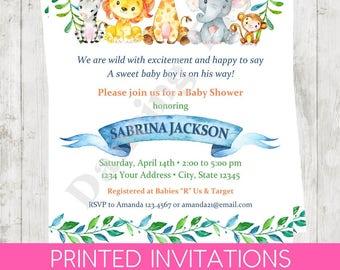 Baby Shower Invitations   Etsy