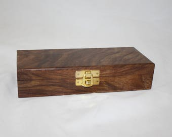 Walnut Wood Pen Gift or Display Box