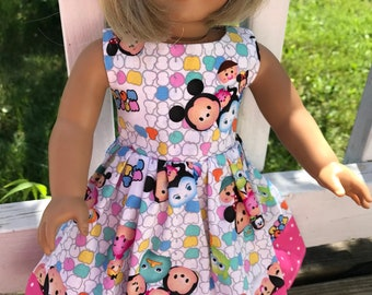 Tsum Tsum doll dress