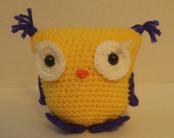 Little Yellow Owl