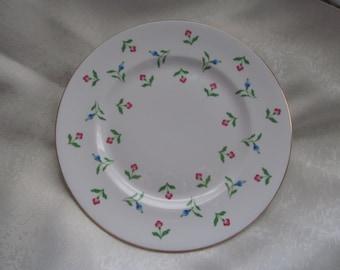 Royal Victoria plate