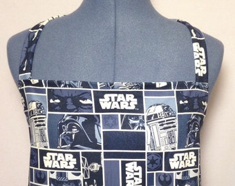 Star Wars- Full Size BBQ Apron with Pockets