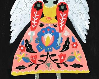 Earth Angel, Angelus Terram/Folk Science Series by Sarah Walsh