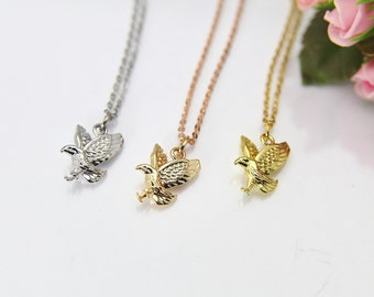 Eagle jewelry Etsy