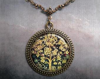 Tree of life pendant etsy aloadofball Gallery